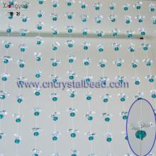 L057 Crystal Handmade Beaded Curtains