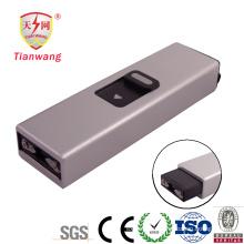 Défense chaude électrique de pistolet de choc de ventes avec la lampe-torche de LED