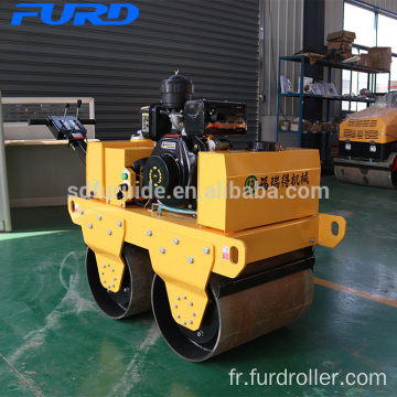 Multi-talented Models Vibration Drum Roller with Compaction Control (FYL-S600C)