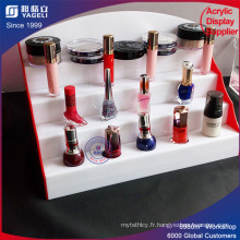 Mode Durable Handmade Rotating Acrylic Nail Polish Rack Display