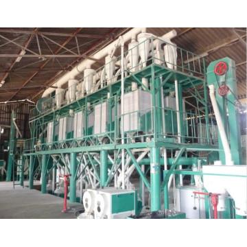Mühlenmühle und Mehlfräsmaschine