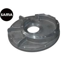 Постоянный алюминиевого литья тяжести для фланцев с подвергать механической обработке точности