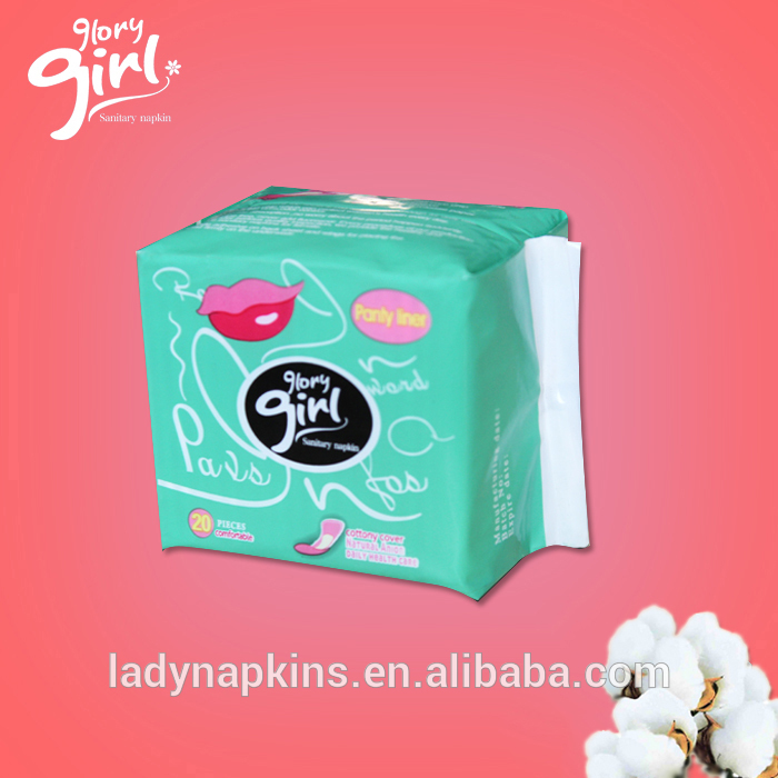 pure cotton panty liners