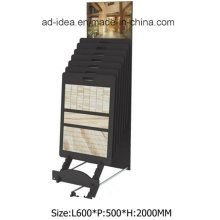 Customized Design Metal Display/ Display for Tile Exhibition