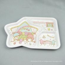 Меламиновая тарелка для детей - 14pm30140