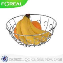 Wholesale Metal Wire Fruit Basket