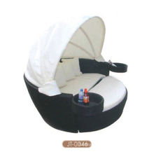 Promotion plastic sun lounger Stock Available