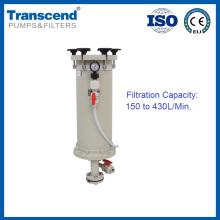 HL 150L / Min.-430L / Min. Chemiefiltergehäuse