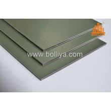 Composite Zinc Sheet Wall Cladding