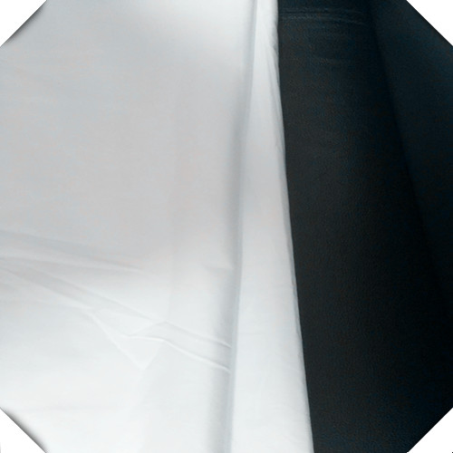 High Quality Polyester Cotton Bleach White Fabric