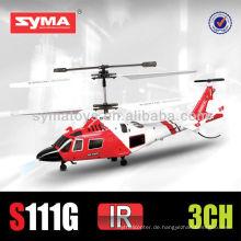SYMA S111G Infrarot-Simulationsflugzeug, Mini MH-68A Küstenwache