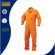 Industrielle dauerhafte Sicherheit 100 % Baumwolle Overall