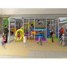 Children Soft Play Indoor Games Play Structure Area