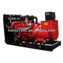 150kva Man or Doosan gas generator (Silent,FOB Shenzhen)