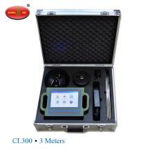 Localizador digital de puntos de fuga de agua CL300