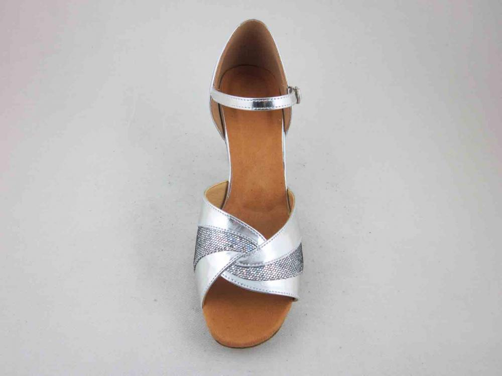 Silver Dance Shoes Ca