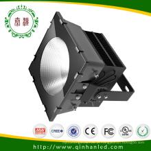 IP65 5 anos de garantia de lâmpada de inundação de LED de guindaste de torre (QH-TGC500W)