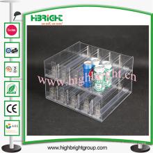 Plastic Shelf Pusher for Supermarket and Shop