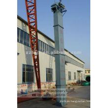 Máquina de Convryor y elevación vertical cubo, máquina de elevación Vertical