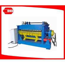 Máquina de achatamento com dispositivo de corte e corte (FCS 2.8-1300)