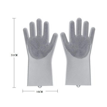 Laveur de gants de lavage en silicone Magic Latex