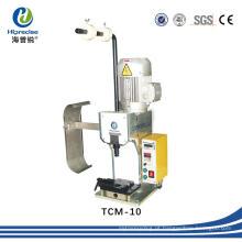 Máquina automática de prensagem de terminais de cabo de arame com SGS
