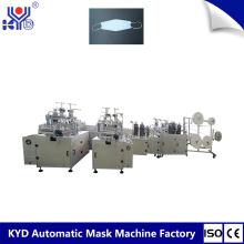 KYD Einweg-Bootstyp Maskenherstellungsmaschine