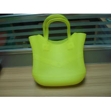 Nuevo diseño ecológico bolso de silicona para mujeres
