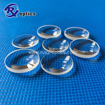 Optical glass Large Plano Convex Lenses Magnifying Lenses