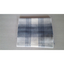 Popular checked wool scarves with factory price