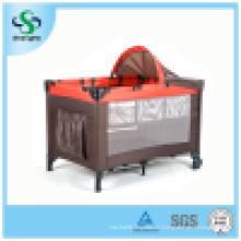 Alumínio de moda simples cama de jogo confortável do bebê (SH-A9)