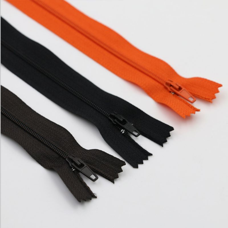 12 Inch coat zippers in bulk