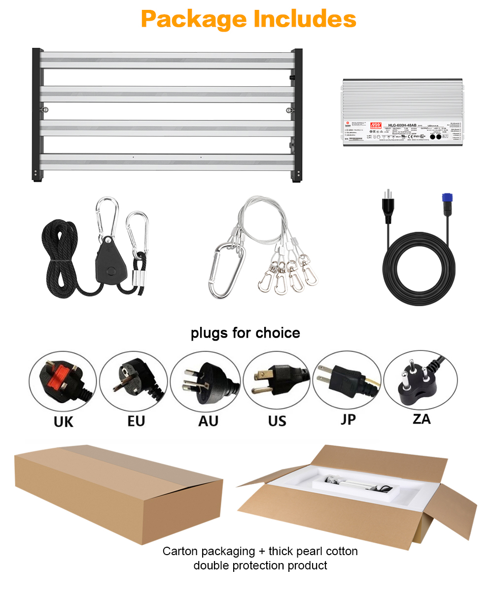 Led Grow Light Package 1