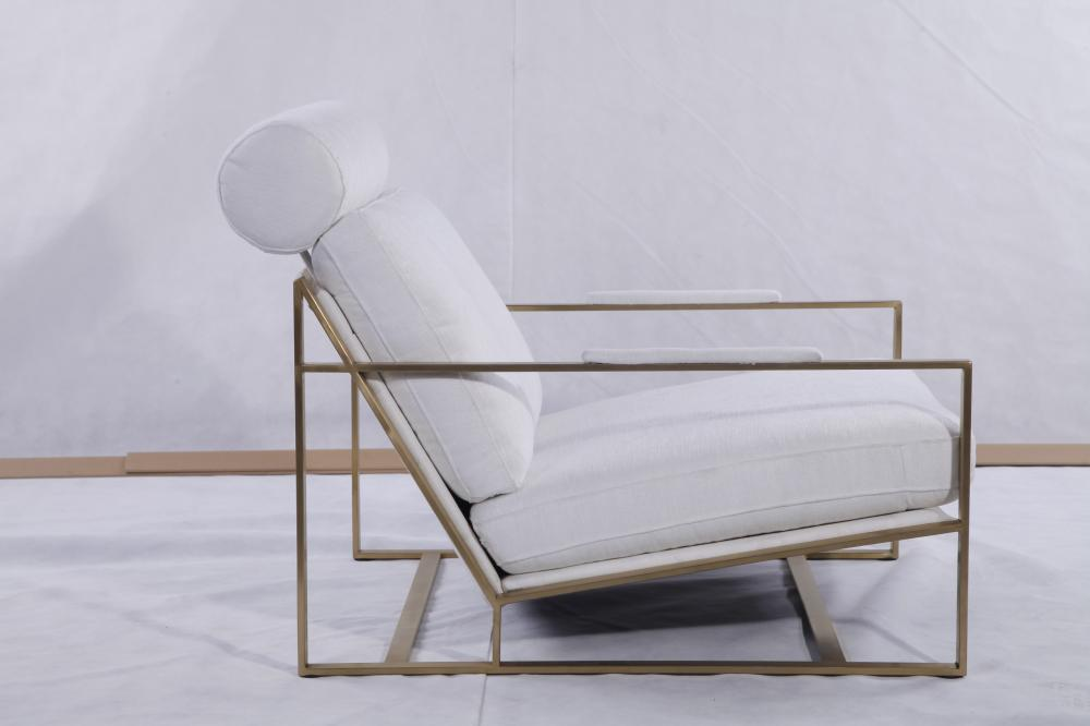 Golden Milo Lounge Chair