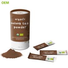 Polvo de extracto de hierba de té Oolong instantáneo Oolong Matcha para beber y hornear