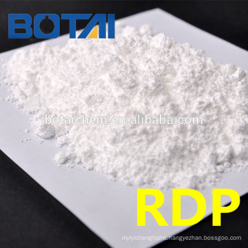 Redispersible polymer powder RDP to increase bonding between new and old concrete