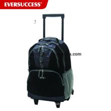 Chaud Vends Sac à dos d'ordinateur portable de chariot à achats, sac d'école de chariot de fille adolescent sac de chariot de Latop (ESV250)