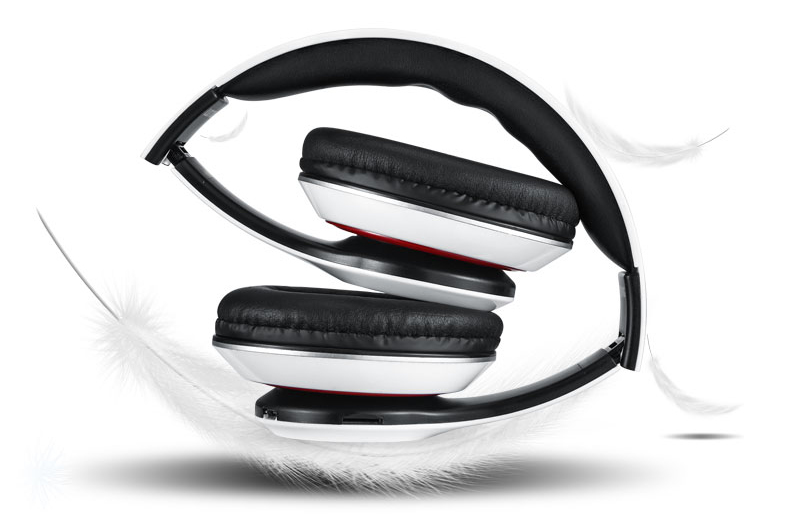 Folding bluetooth headphone