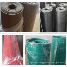 Colorful Cr Neoprene Rubber Sheet Roll