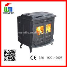 Porta de fogão de madeira de ferro fundido indoor à venda WM703A