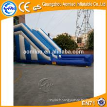 Glissière pneumatique gonflable à bas prix à vendre, toboggan gonflable pour piscine