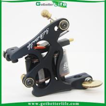2015 getbetterlife ferro fundido de Custom Tattoo Shader metralhadora