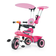 Popular Pink Color Airplane Shape Baby Tricycle (SNTR905 PINK)