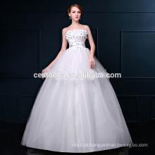 Cestbella DH1647 Sexy Customized Brides Vestidos de casamento Vestido de casamento barato