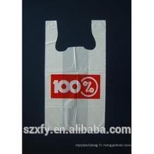 Sac de plastique à bas prix / sac à dos à bas prix en plastique