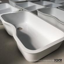 évier de cuisine synthétique, évier double vasque, lavabo en marbre