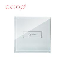 Interruptor de atenuación inteligente del interruptor del tacto del hotel