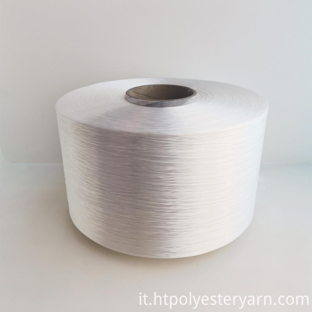 Automobile Industry Adhesive Activated HMLS Polyester Yarn