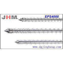 Parafuso de injeção EPS4000 (parafuso de nitruração)