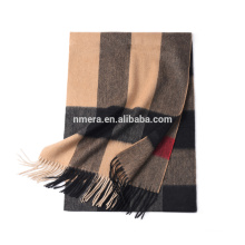 Inner Mongolia manufacturers spot direct winter and winter warm plaid scarf SCI0035 mixed type large shawl